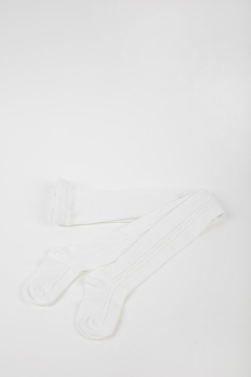 Calzamaglia Treccia Bianco 22390 2