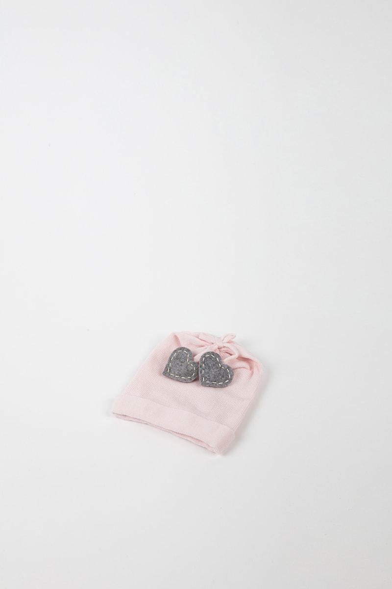Cuffia Cuori 42411 Rosa 4