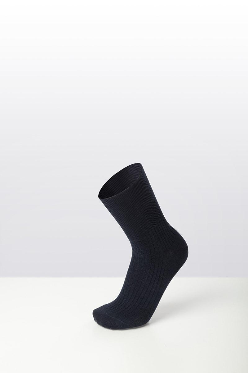 Termosanital Corto calza sanitaria in caldo cotone 6 paia 4