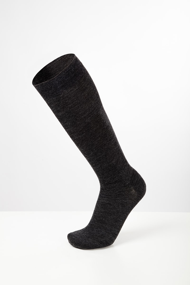 Woolfine rasato lungo lana elasticizzata 6 paia 5