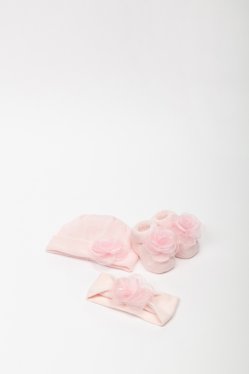 Babbuccia 42929 Rosa 2